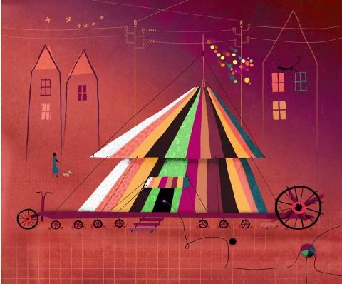 El punto final en el circo