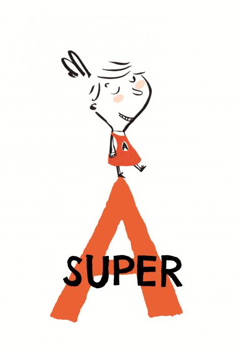 SUPER-A SOBRE TÍTULO